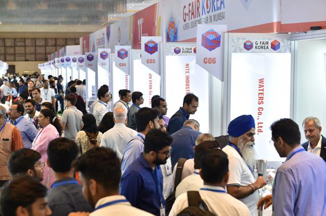 G-FAIR 뭄바이, 경기도 중소기업 1억2,500만달러 수출길 인도