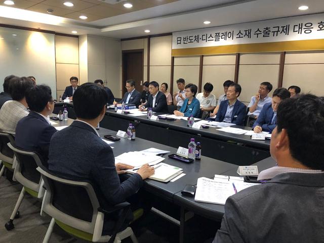 도, '아베 무역보복' 대응할 전담팀 구성. 실질적 대책 마련 첫 발
